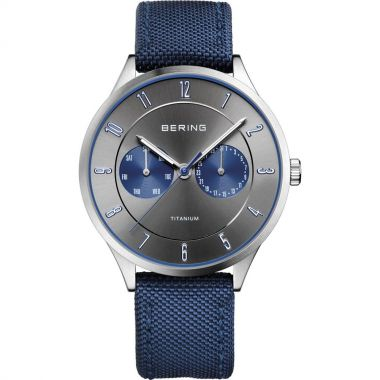 Bering Titanium Nylon 39mm