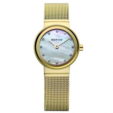 Bering Classic Gold Ladies 22mm