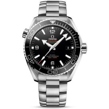 Omega Seamaster Planet Ocean Master Chronometer Black 43.5mm
