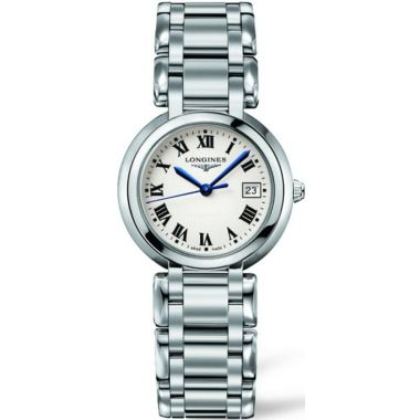 Longines Primaluna Steel 30mm