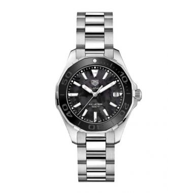 Tag Heuer Aquaracer Ladies Black 35mm