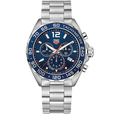 Tag Heuer Formula 1 Blue Chrono 43mm