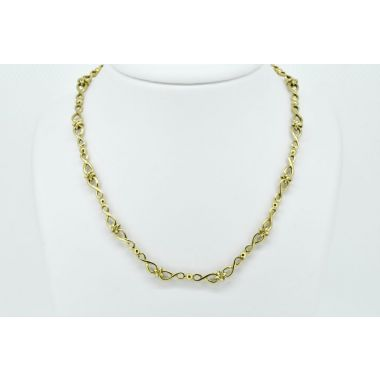 "Double 8 Link 24"" Chain"