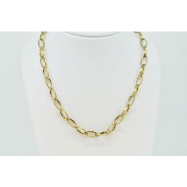 "Echo Link 18"" 9ct Chain"