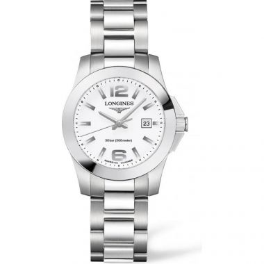 Longines Conquest Ladies Quartz 29mm