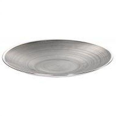 Argenesi Grey Plate 25cm