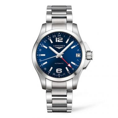 Longines Conquest Automatic GMT 41mm