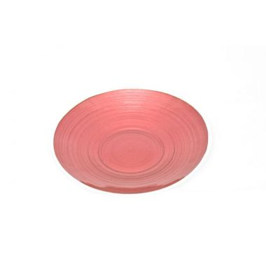 Argenesi Red Plate 25cm