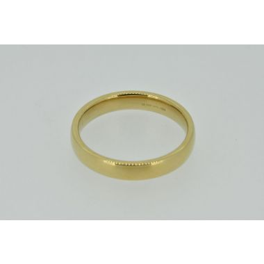 9ct Court Shaped Band