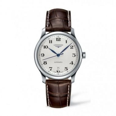 Longines Master Collection Brown Strap 38.5mm