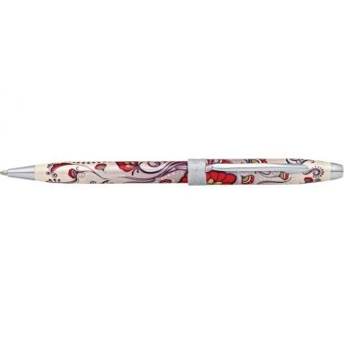 Cross Botanica Red Hummingbird Vine Ballpoint Pen