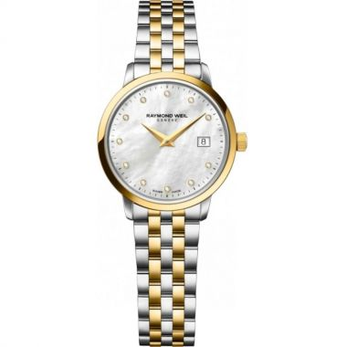 Raymond Weil Toccata Ladies Steel & Rose 29mm