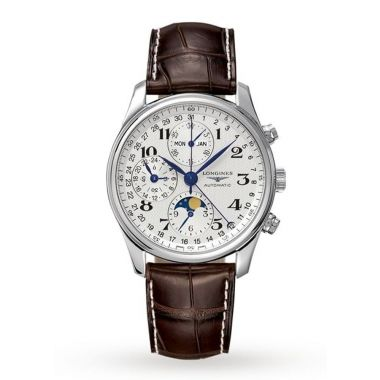 Longines Master Collection Chrono Moonphase 40mm