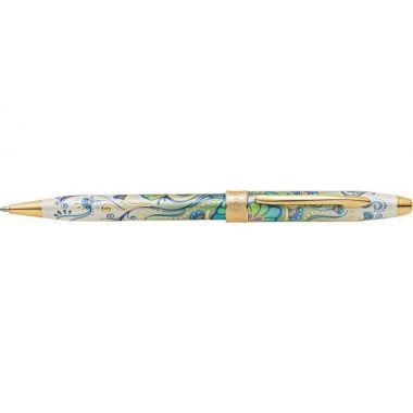 Cross Botanica Green Daylily Ballpoint Pen
