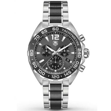 Tag Heuer Formula 1 Chronogrpah Ceramic and Steel 43mm
