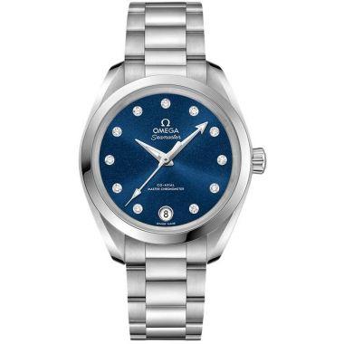 Omega Seamaster Aqua Terra Master Chronometer 34mm