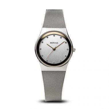 Bering Classic Polished Silver 27mm
