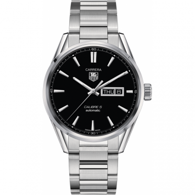 Tag Heuer Carrera Day-Date Black 41mm