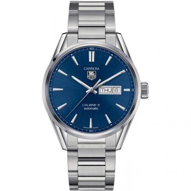 Tag Heuer Carrera Day-Date Blue 41mm