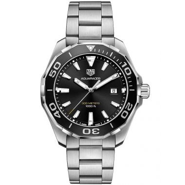 Tag Heuer Aquaracer Black Quartz 43mm