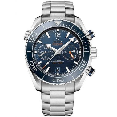 Omega Seamaster Planet Ocean Chrono Blue 45.5mm