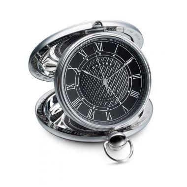 Dalvey Grand Odyssey Clock Black