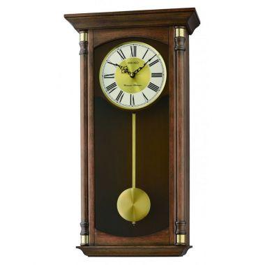 Seiko Wooden Wall Pendulum Clock