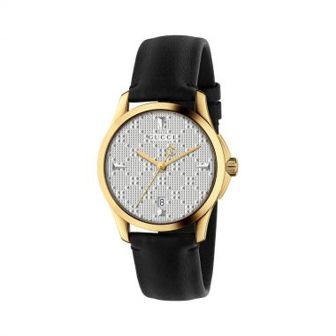 Gucci G-Timeless Gold Plated Watch 38mm