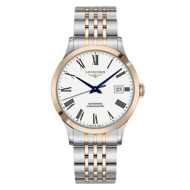 Longines Record Two-Tone Automatic 40mm