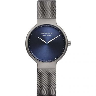 Bering Max Rene Grey Steel 31mm