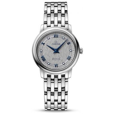 Omega De Ville Ladies Prestige Diamond Watch