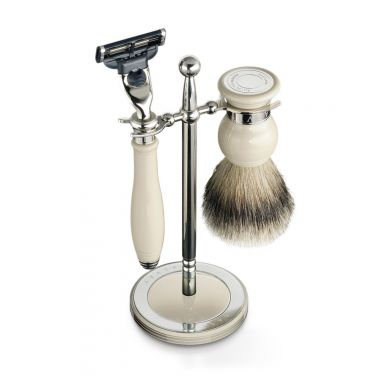 Dalvey Classic Shaving Set & Stand