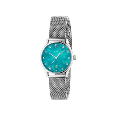 Gucci G-Timeless Mesh Ladies watch 29mm