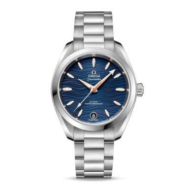 Omega Seamaster Aqua Terra Blue 34mm