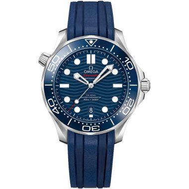 Omega Seamaster Diver 300M Blue 42mm