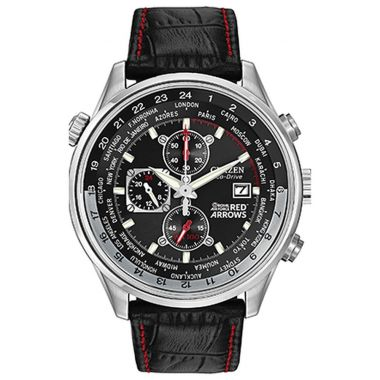 Citizen Eco-Drive Red Arrow Chrono 43mm