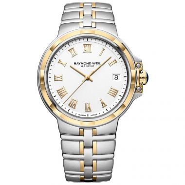 Raymond Weil Parsifal Two-Tone 41mm