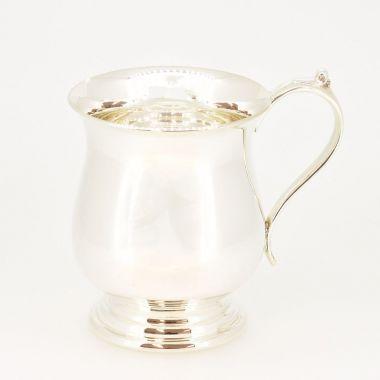 Britannia Georgian Silver Mug