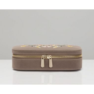 Wolf Zoe Mink Travel Case
