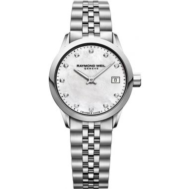 Raymond Weil Freelancer Mother of Pearl 26mm