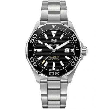 Tag Heuer Aquaracer Calibre 5 Black 43mm