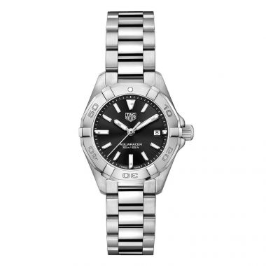 Tag Heuer Aquaracer Ladies Black 27mm