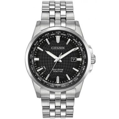 Citizen World Time Perpetual Watch 41mm