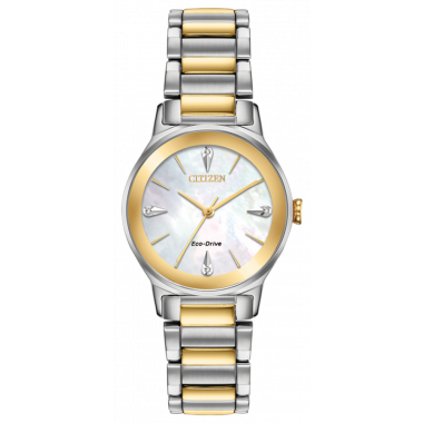 Citizen Axiom Two-Tone 28mm