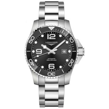 Longines HydroConquest Automatic Black 43mm