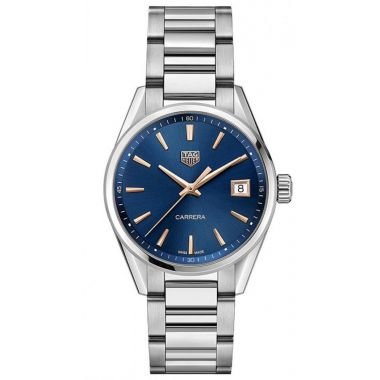 Tag Heuer Carerra Blue Quartz 36mm