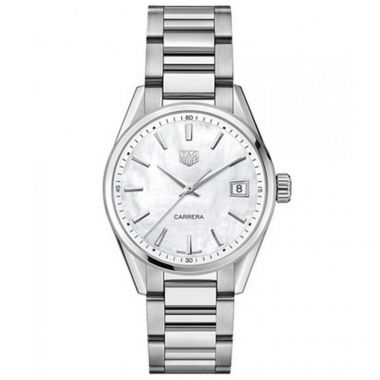 Tag Heuer Carrera MOP Quartz 36mm