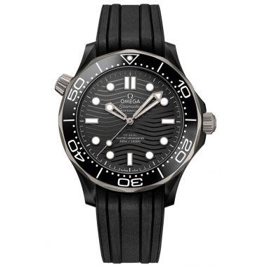 Omega Seamaster Diver 300m Ceramic 43.5mm