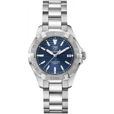 Tag Heuer Aquaracer Ladies Blue 35mm