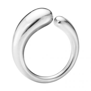 Georg Jensen Mercy Ring, Sterling Silver, Small